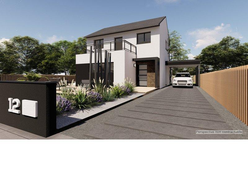 Maison+Terrain de 6 pièces avec 4 chambres à Brunoy 91800 – 441362 € - YCAR-19-05-20-42