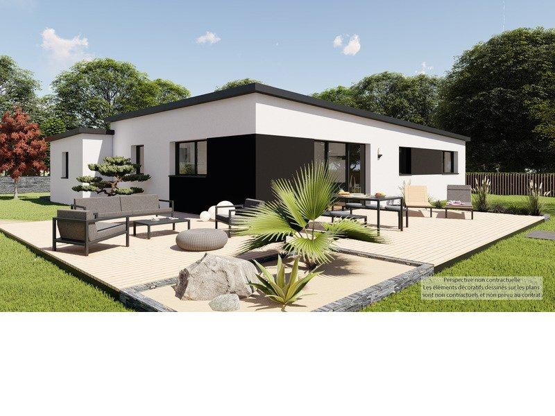 Maison+Terrain de 4 pièces avec 3 chambres à Ergué Gabéric 29500 – 231000 € - KA-20-10-02-7