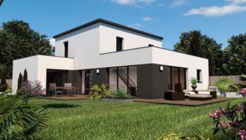Maison+Terrain de 5 pièces avec 4 chambres à Guipavas 29490 – 350206 € - PG-20-01-17-1
