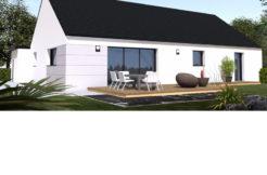 Maison+Terrain de 6 pièces avec 4 chambres à Guenrouet 44530 – 180680 €