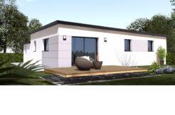 Maison+Terrain de 4 pièces avec 3 chambres à Guenrouet 44530 – 139863 €
