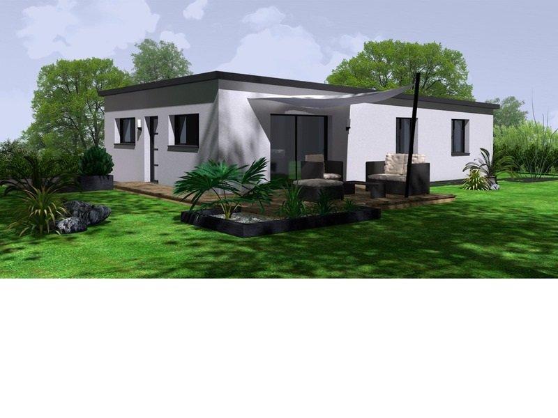 Maison+Terrain de 5 pièces avec 4 chambres à Plouvara 22170 – 150500 € - JBES-18-01-04-136