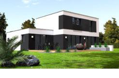 Maison+Terrain de 6 pièces avec 4 chambres à Locmiquélic 56570 – 226873 €