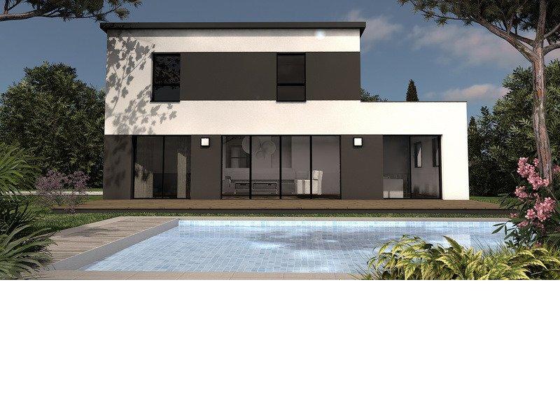 Maison+Terrain de 5 pièces avec 4 chambres à Denguin 64230 – 221000 €