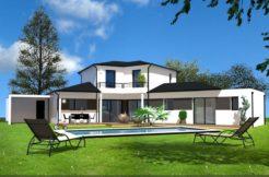 Maison+Terrain de 6 pièces avec 4 chambres à Cornebarrieu 31700 – 374001 €