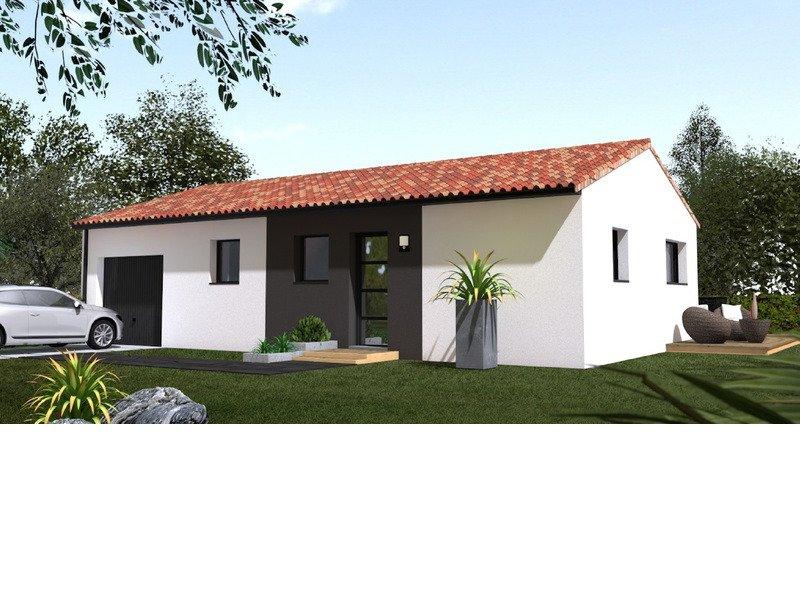 Maison+Terrain de 3 pièces avec 2 chambres à Arthon en Retz 44320 – 156703 € - TDEC-18-04-25-1