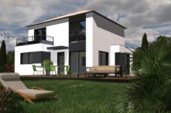 Maison+Terrain de 6 pièces avec 4 chambres à Baule Escoublac 44500 – 335450 €