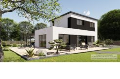 Maison+Terrain de 5 pièces avec 4 chambres à Ergué Gabéric 29500 – 223974 € - KA-20-10-09-2