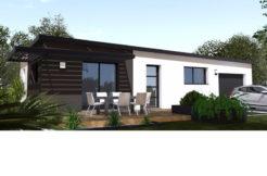 Maison+Terrain de 3 pièces avec 2 chambres à Guenrouet 44530 – 139799 €