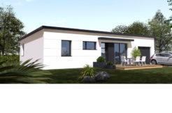 Maison+Terrain de 4 pièces avec 3 chambres à Saint Michel Chef Chef 44730 – 234622 €