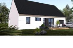 Maison+Terrain de 4 pièces avec 3 chambres à Saint Molf 44350 – 177144 €