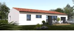 Maison+Terrain de 5 pièces avec 3 chambres à Joué sur Erdre 44440 – 171336 € - GCAP-19-10-11-33