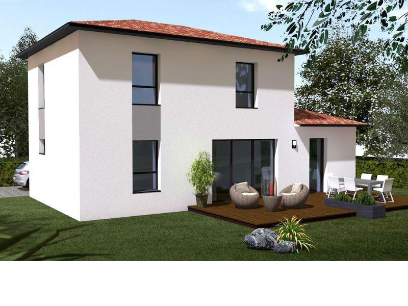 Maison+Terrain de 5 pièces avec 4 chambres à Saint Brevin les Pins 44250 – 257274 € - PLOG-18-09-15-24